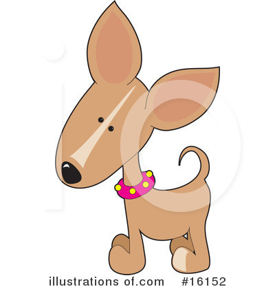 Puppy Clipart #16152 by Maria Bell