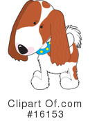 Royalty-Free (RF) Dogs Clipart Illustration #16153