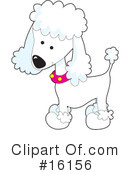 Royalty-Free (RF) Dogs Clipart Illustration #16156