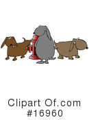 Dogs Clipart #16960