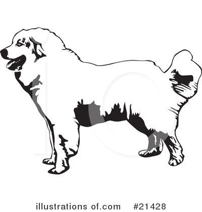 Dogs Clipart #21428 by David Rey