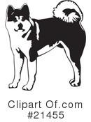 Royalty Free Rf Fierce Dog Clipart Illustrations Vector Graphics | Dog ...