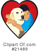 Dogs Clipart #21489 by David Rey