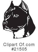 Dogs Clipart #21505 by David Rey