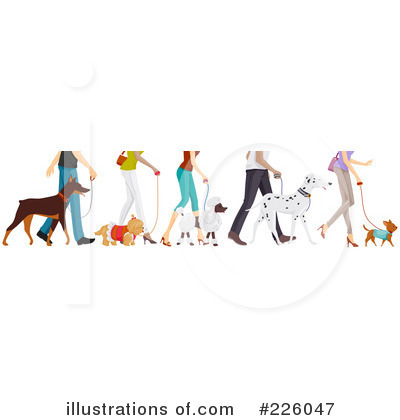 Poodle Clipart #226047 by BNP Design Studio