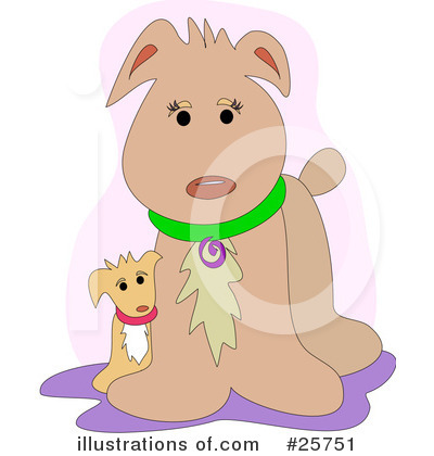 Dog Clipart #25751 by bpearth