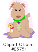 Dogs Clipart #25751