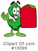 Dollar Sign Clipart #10096