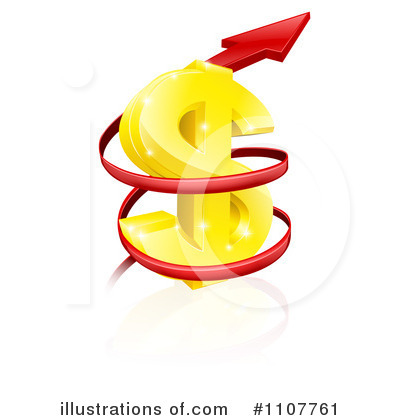 Finance Clipart #1107761 by AtStockIllustration