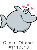 Dolphin Clipart #1117018 by Cory Thoman