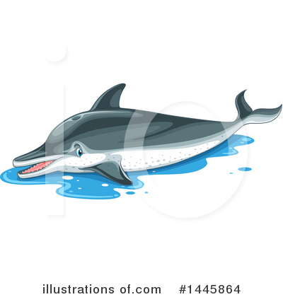 Sea Life Clipart #1445864 by Graphics RF