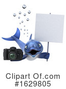 Dolphin Clipart #1629805 by Julos