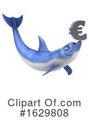 Dolphin Clipart #1629808 by Julos
