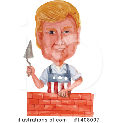 Politics Clipart #1408007 by patrimonio