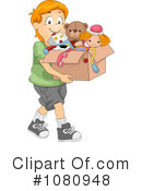 Royalty-Free (RF) donation Clipart Illustration #1080948