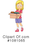 Royalty-Free (RF) donation Clipart Illustration #1081065