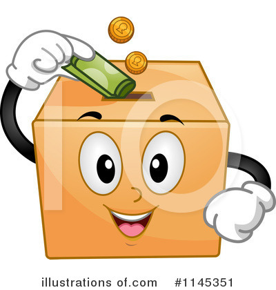 Charity Clipart #1145351 by BNP Design Studio