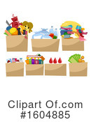 Donation Clipart #1604885 by BNP Design Studio