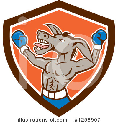 Democrat Clipart #1258907 by patrimonio