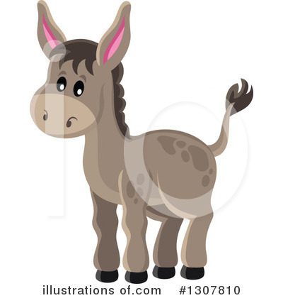 Farm Animal Clipart #1307810 by visekart