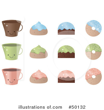 Cake Clipart #50132 by Melisende Vector