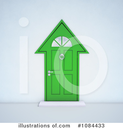 Door Clipart #1084433 by Mopic