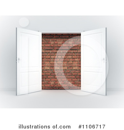Door Clipart #1106717 by Mopic