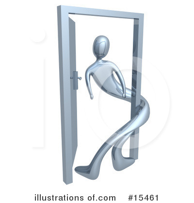 Door Clipart #15461 by 3poD