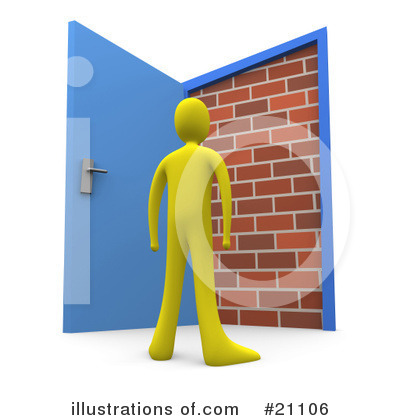 Doors Clipart #21106 by 3poD