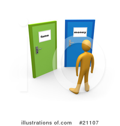 Opportunity Clipart #21107 by 3poD