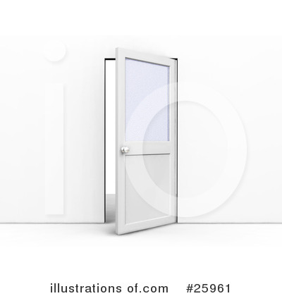 Doors Clipart #25961 by KJ Pargeter