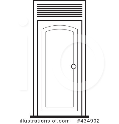Open Door Clipart unique open door clipart black and white doors illustrations stock