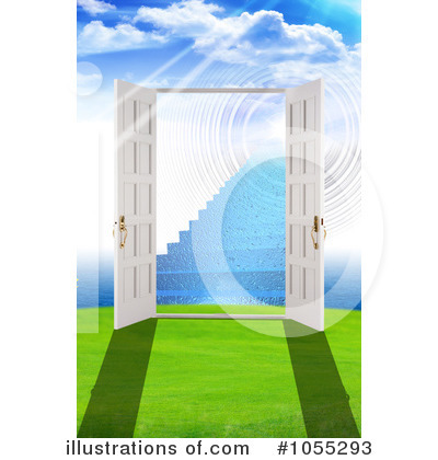 Heaven Clipart #1055293 by MacX