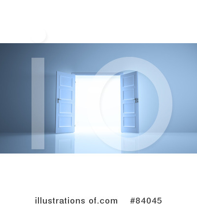 Door Clipart #84045 by Mopic