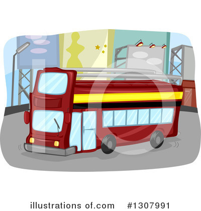 London Clipart #1307991 by BNP Design Studio