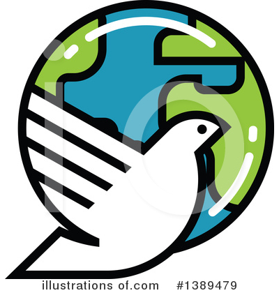 Peace Clipart #1389479 by elena