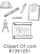 Drafting Clipart #1361251