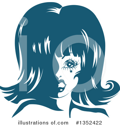 Drag Queen Clipart #1352422 by BNP Design Studio