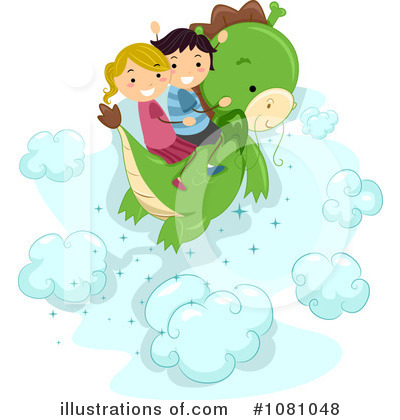 Dragon Clipart #1081048 by BNP Design Studio