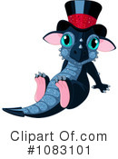 Royalty-Free (RF) Dragon Clipart Illustration #1083101