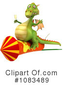 Dragon Clipart #1083489 by Julos