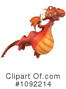 Dragon Clipart #1092214