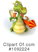 Dragon Clipart #1092224