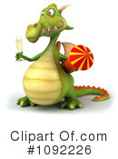 Dragon Clipart #1092226