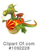 Dragon Clipart #1092228