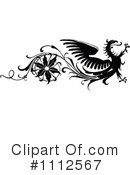 Royalty-Free (RF) Dragon Clipart Illustration #1112567
