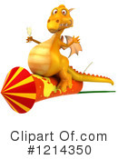 Dragon Clipart #1214350 by Julos
