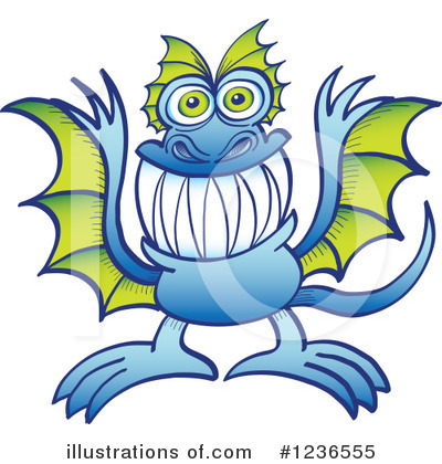 Monster Clipart #1236555 by Zooco