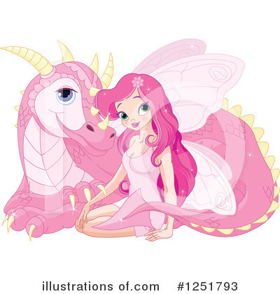 Fairy Clipart #1251793 by Pushkin