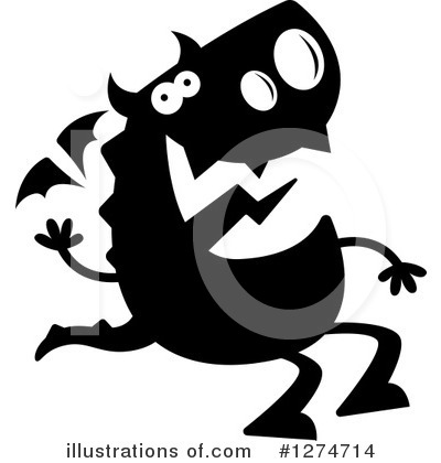 Dragon Clipart #1274714 by Cory Thoman